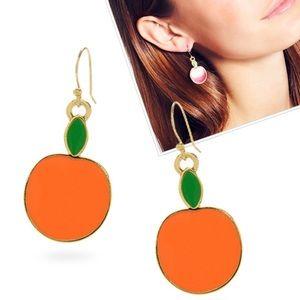 Kate Spade x Darcel Tobyn NYC Big Apple Earrings